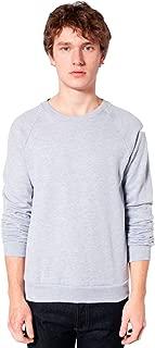 american apparel california fleece sweatshirt