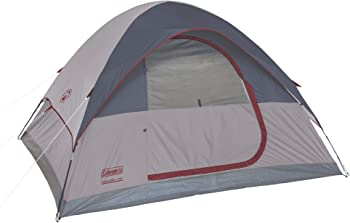 Coleman 4-Person Camping Tent + 2 Pk. Ozark Trail 30-Ounce Tumbler