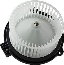 MYSMOT HVAC Blower Motor Fan Assembly for 2001-2006 Acura MDX / 1998-2002 Honda Accord / 1999-2004 Honda Odyssey / 2003-2008 Honda Pilot 79310S84A01 70000