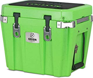 Orion Heavy Duty Premium Cooler (25 Quart, Limestone), Durable Insulated Outdoor Ice Chest for Maximum Cold Retention - Portable, Bear Resistant, and Long Lasting, Great for Hunting, Fishing, Camping