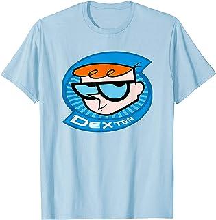 Cartoon Network Dexter's Laboratory Face Emblem T-Shirt
