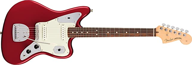 Fender American Professional Jaguar - Candy Apple Red with Rosewood Fingerboard