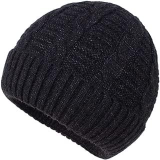 Connectyle Unisex Men's Warm Winter Hats Cable Knit Cuff Beanie Skull Watch Cap