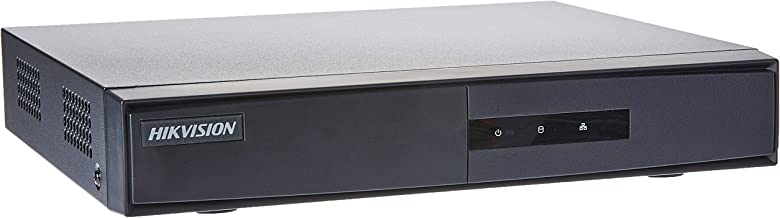 DVR 16 Canais, HIKVISION, DS-7216HGHI-F1/N, Preta