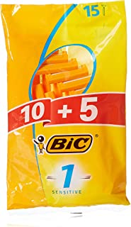 BIC One Blade Razor, 15 Count
