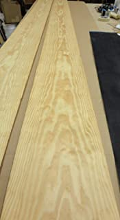 Pine Yellow Southern Carolina wood veneer 8