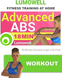 Advanced Abs Workout - 18 Minute Execises to get a Six Pack