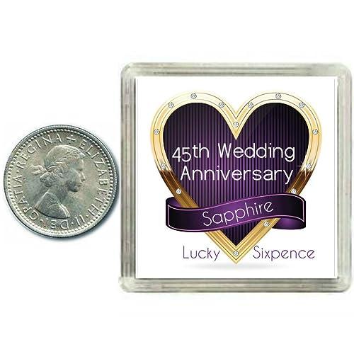 45th Wedding Anniversary Gift Amazon