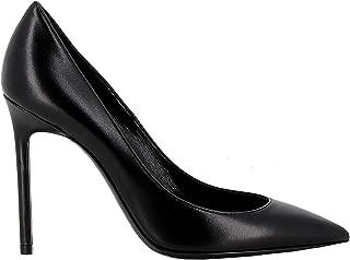 SAINT LAURENT Luxury Fashion Womens 471988AKP001000 Black Pumps | Fall Winter 19