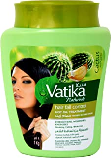 Vatika Hair Fall Control Hot Oil Treatment Cream - 1 Kg
