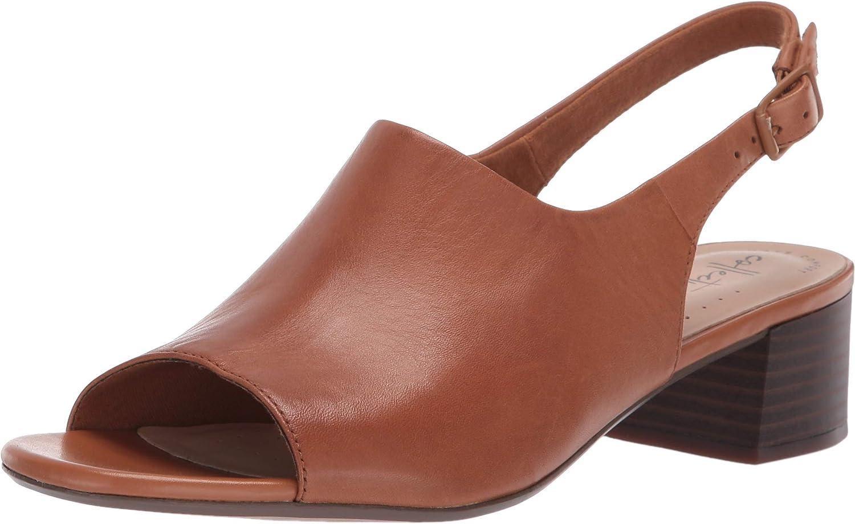 Clarks Womens Elisa Kristie Heeled Sandals