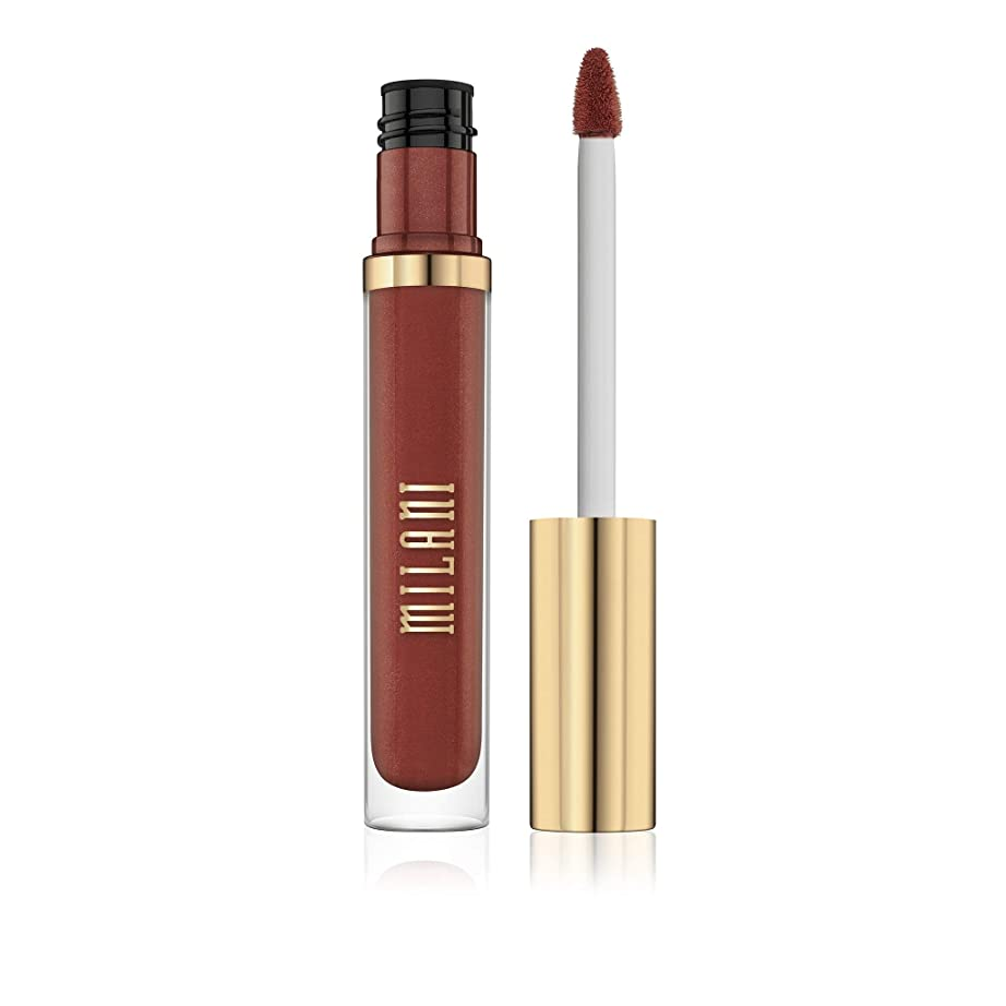インポート感覚監査MILANI Amore Shine Liquid Lip Color - Temptation (並行輸入品)