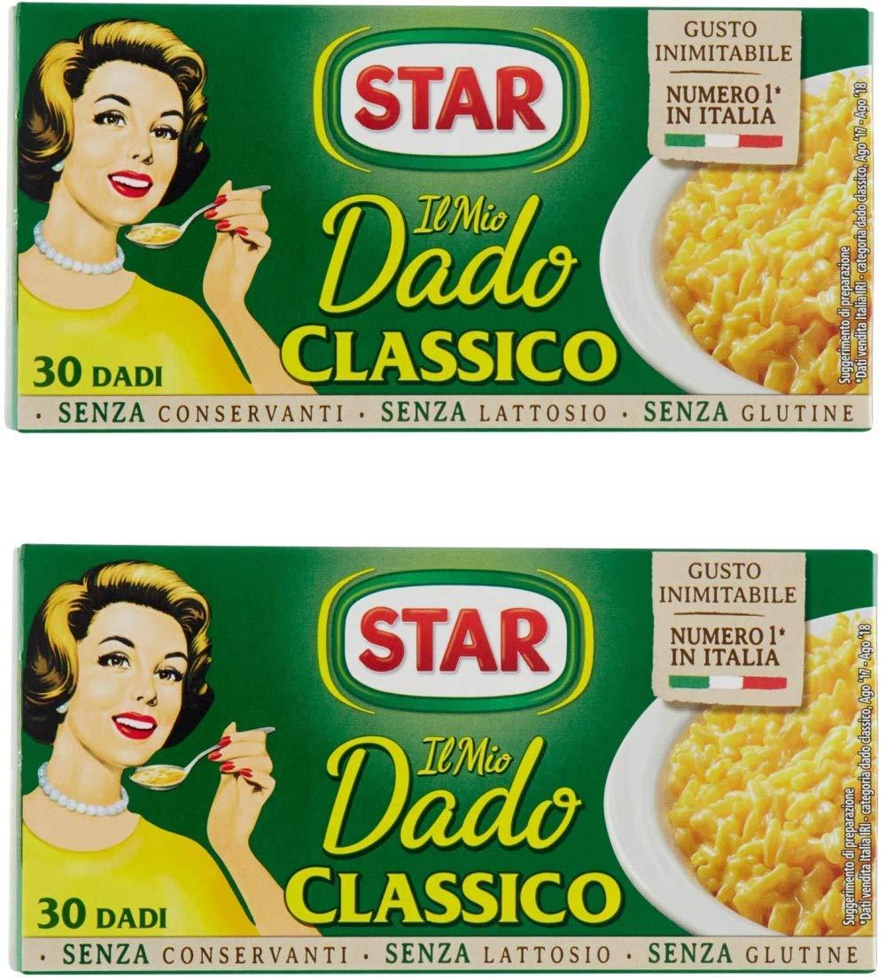Star Il Mio Dado Classico Bouillon Cubes Classic Taste 30 Cube B