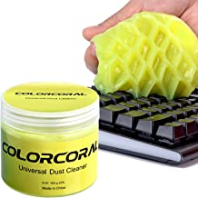 Cleaning Gel Universal Dust Cleaner for PC Keyboard Cleaning Car Detailing Laptop Dusting Home and Office Electronics Clea...