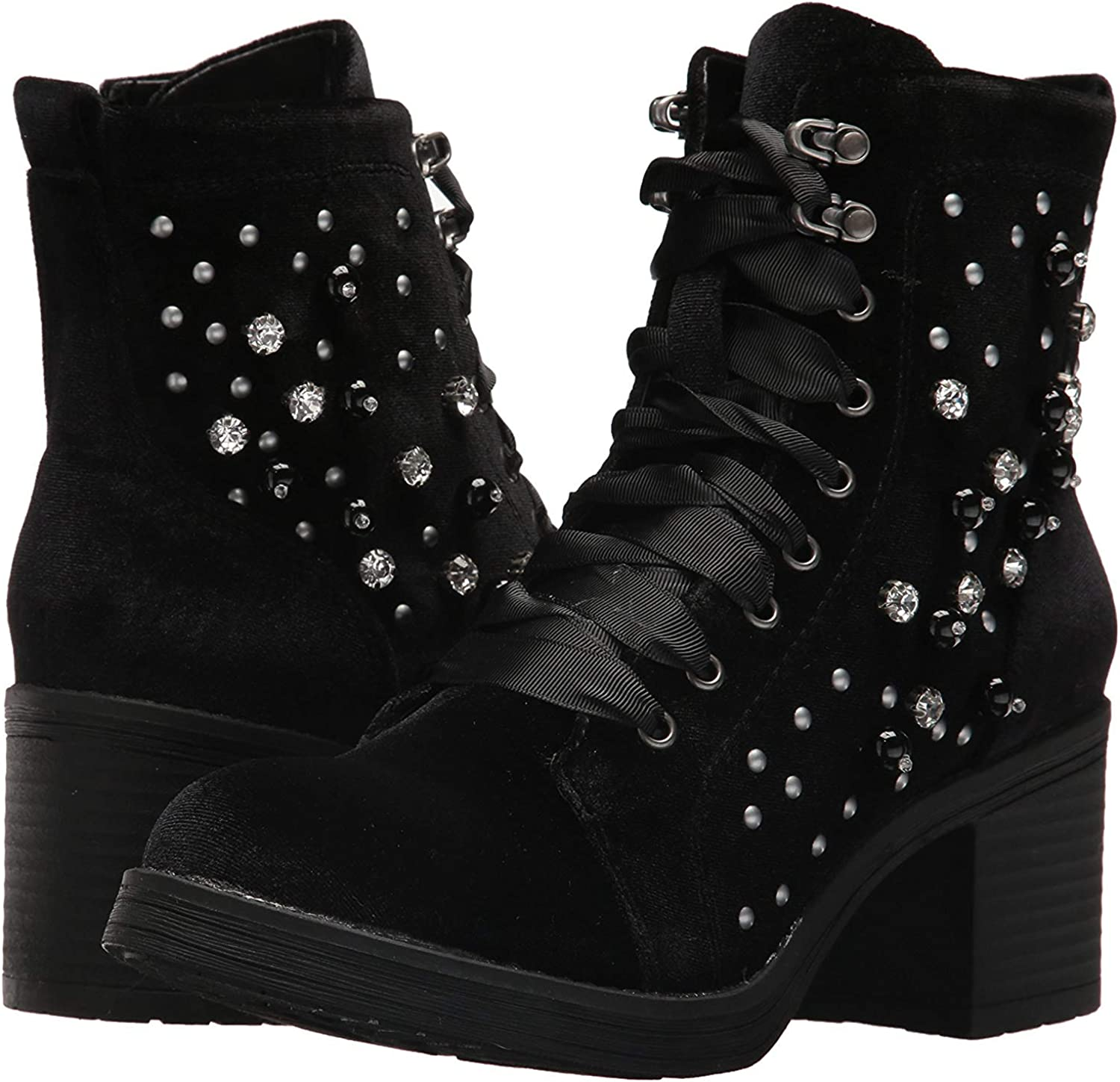 Madden girl Womens Verra Closed Toe Ankle Fashion Boots