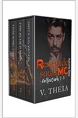 Renegade Souls MC Boxset Collection: 1-3 (Renegade Souls MC Romance Saga) Kindle Edition