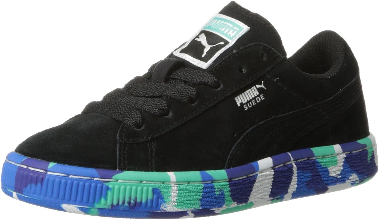 PUMA Unisex-Child Suede Rubbermix Sneaker Max 74% OFF 2021 model Jr
