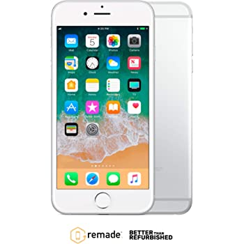 "Apple iPhone 6 64GB Plata 4.7"" Remade iOS Smartphone ..."