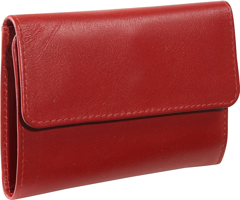 Derek Alexander Slim Wallet, Zip Change