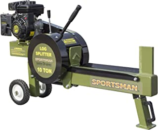 10 Ton Gas Powered Kinetic Log Spitter