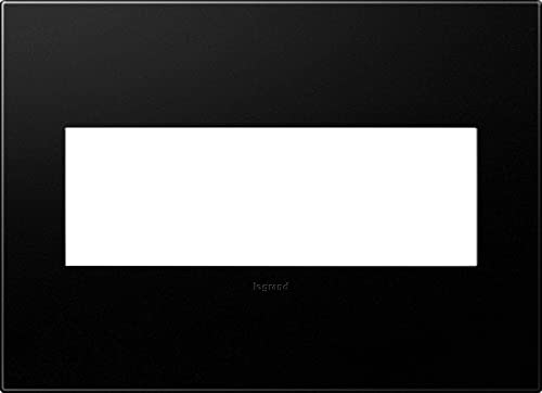 new arrival Adorne new arrival AWP3GGR4 3-Gang online sale Wall Plate in Grahite online sale