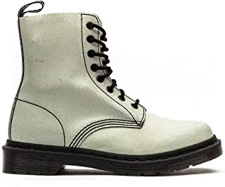 Dr. Martens Womens Pascal Leather Combat Boot