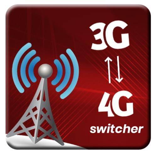 3G to 4G Switch & Phone, SIM, Network Info