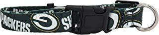 Pet Care Preferred Green Bay Packers Nylon Collar - Large