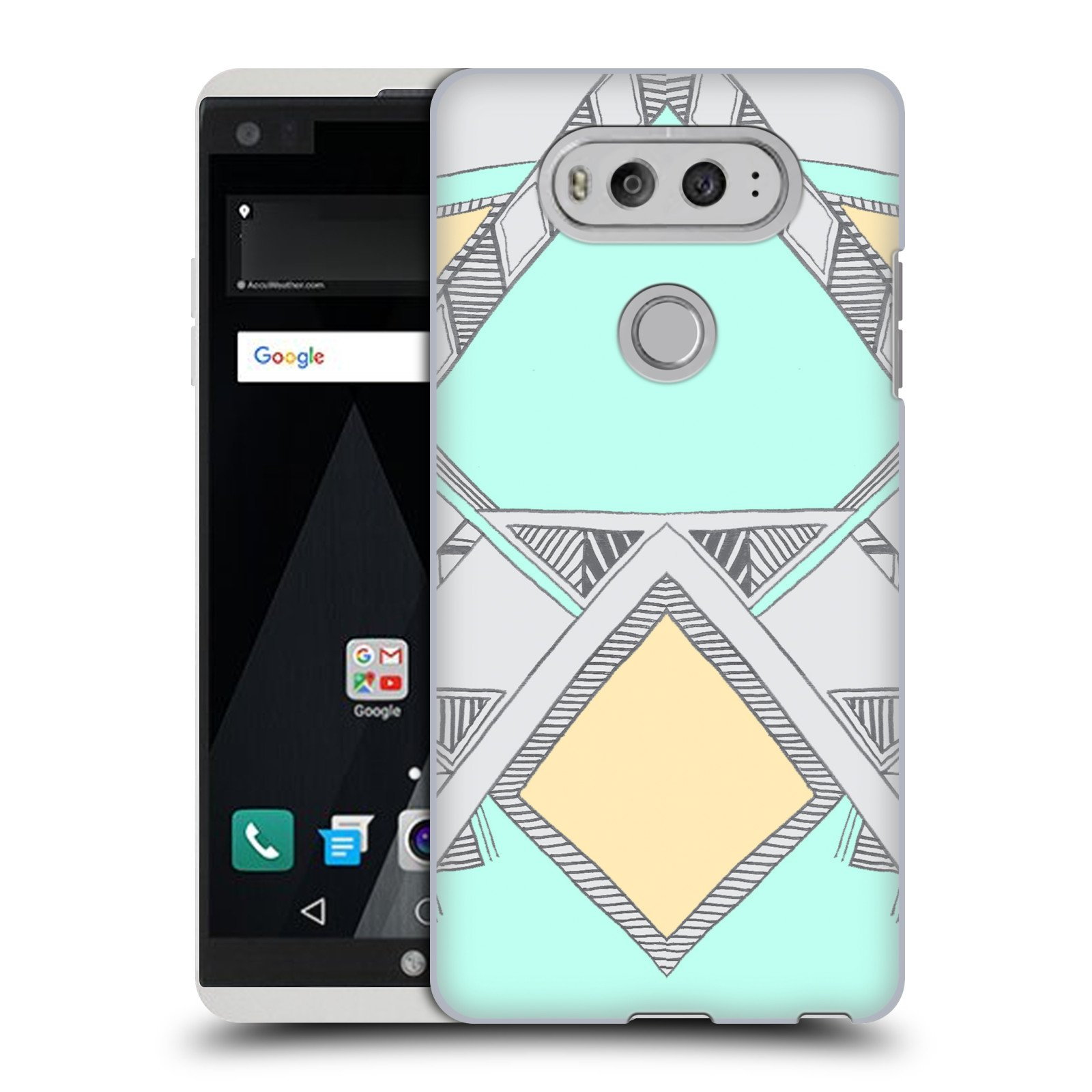 Vasare NAR Patterns 2 - Carcasa rígida para LG V20: Amazon.es ...