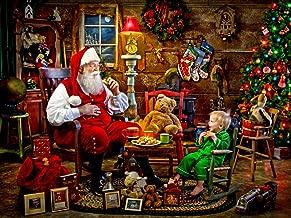 Best santa claus jigsaw puzzles Reviews