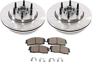 Best 2005 f150 2wd front rotors Reviews