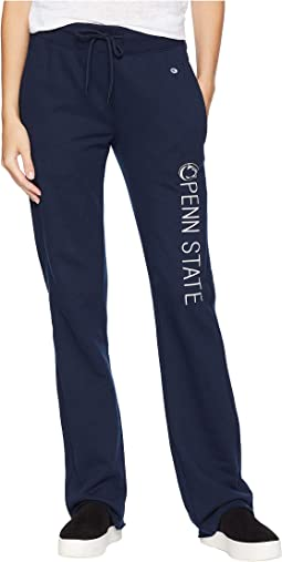 Penn State Nittany Lions University Fleece Open Bottom Pants