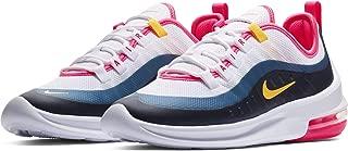 Nike Women's Air Max Axis Running Shoe, White/Laser Orange/Hyper Pink, Size 11