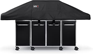 Weber 7549 Premium Cover, Fits Genesis Grill with Island Cabinetry