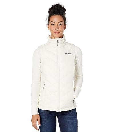 Columbia Heavenly Vest (Chalk) Women