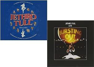 50 For 50 (Greatest Hits) - Bursting Out (Live) - Best Of Jethro Tull 2 CD Album Bundling