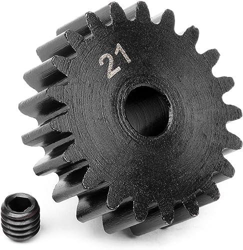 HPI TT H100920 - Ritzel 21 Z e, 1m 5 mm Welle, Mehrfarbig