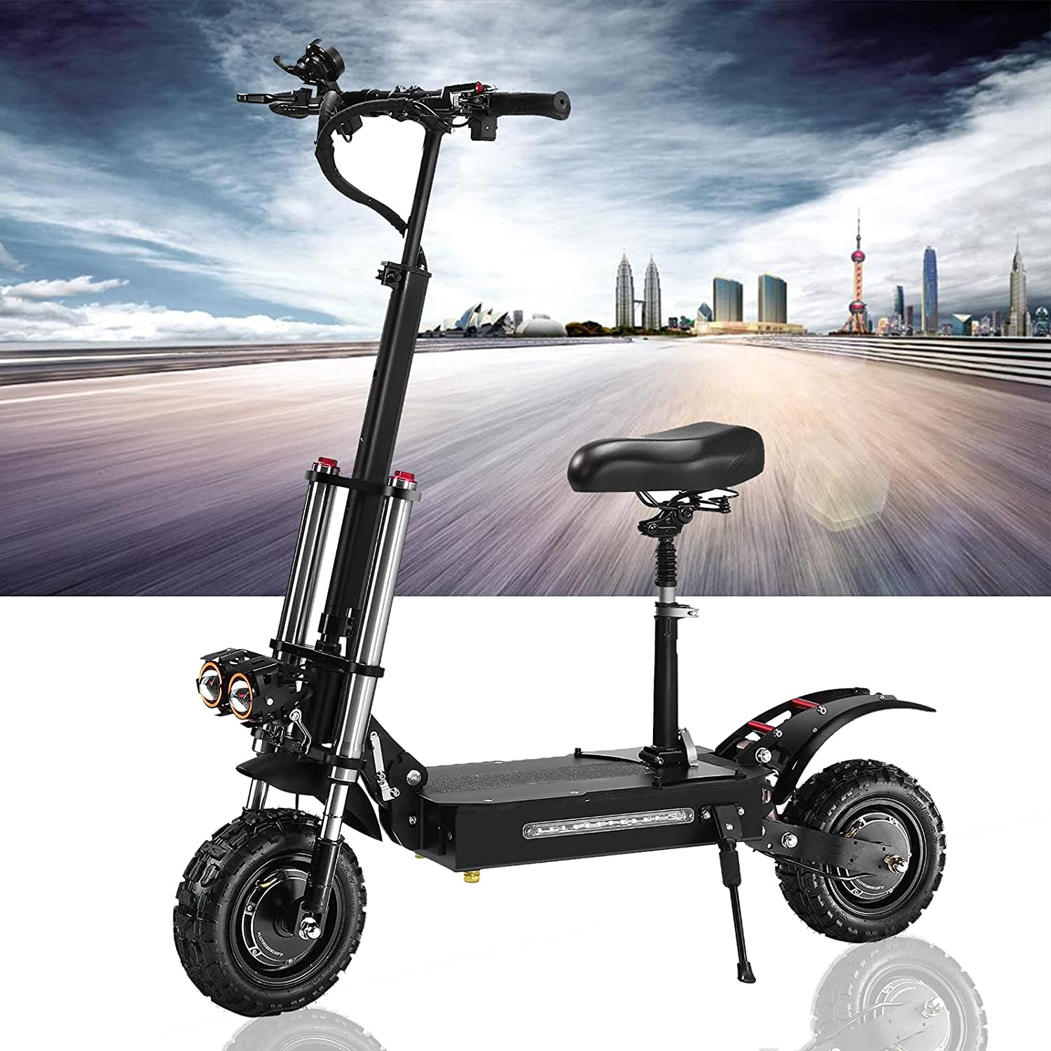 TDHLW All items in the store High quality new Electric Scooter Off-Road Foldable S Max