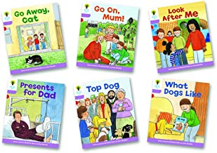 Oxford Reading Tree: Stage 1+: More First Sentences A: Pack of 6
