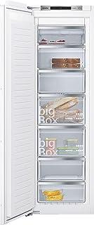 Siemens 235 L Built In Upright Freezer, White GI81NAE30G, 3 Years Warranty