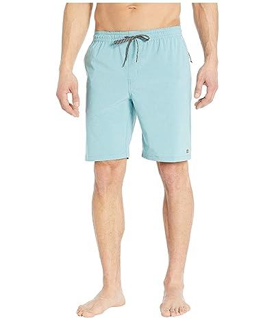 Quiksilver Waterman Suva Amphibian 20 Shorts (Stillwater) Men