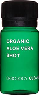Organic Aloe Vera Shots (Box of 30 x 1.4 fl oz Shots) - Rich in Acemannan - Cleansing Box