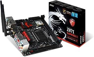 MSI Z87I-GAMING-AC Intel LGA1150 Mini ITX Motherboard (LAN, DP, HDMI, DVI)
