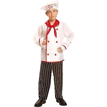 My Other Me Me-200957 Disfraz de cocinero para niño, 5-6 años ...