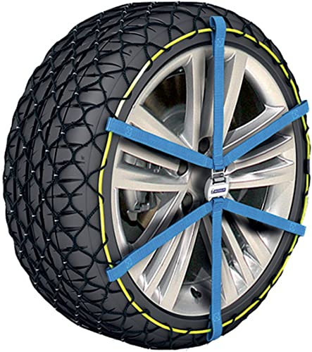 Michelin 008307 Easy Grip Evolution Chaîne à Neige Composite, EVO 7