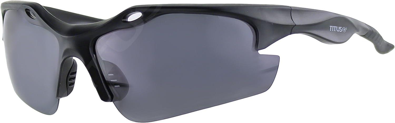 Titus Los Angeles Mall G18 Polarized Motorsport Dark Sports 2021 new Ri Smoke Sunglasses -