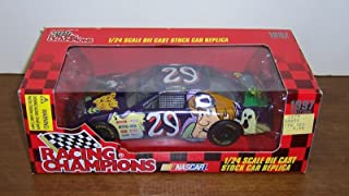 Nascar Scooby Dooby Doo #29 1:24 Scale DIE CAST Stock CAR Replica (1996 Edition)