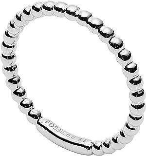 Fossil Aros Mujer plata Plata fina 925 - JFS00451040-7