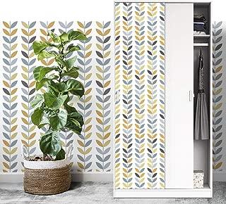 Vinilo para muebles, papel adhesivo para muebles de hogar y cocina    Papel pintado vinílico para muebles, paredes y cristal    Acabado brillante, 45x200cm (VM-0804)