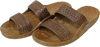 Pali Hawaii Size 13 Tan Classic Jesus Sandals Slides